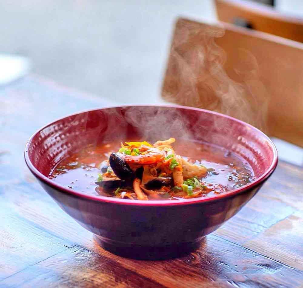 Chef Kang Food Rehab 짬뽕