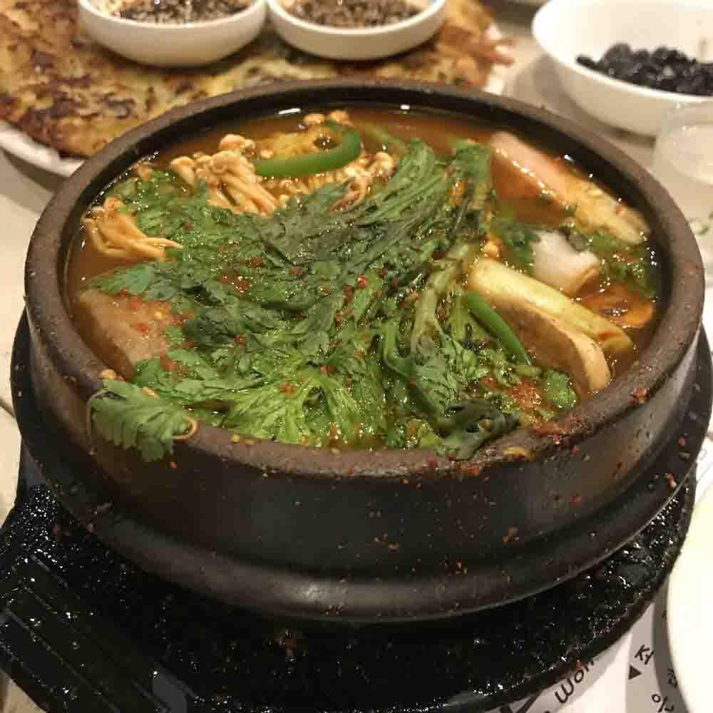 전원식당 동태찌개
