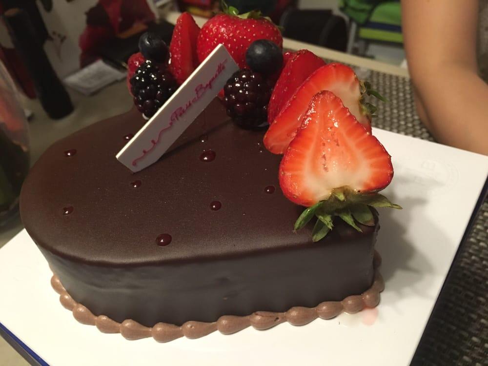 파리바게트 (웨스턴) 초콜릿 케이크