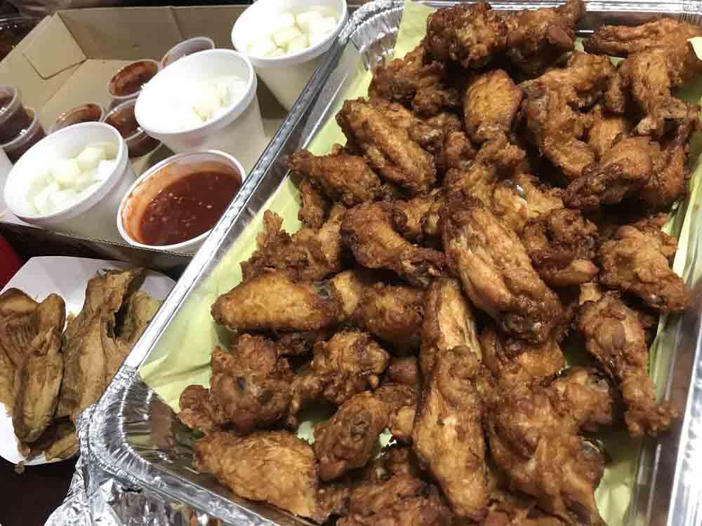 한국치킨 치킨