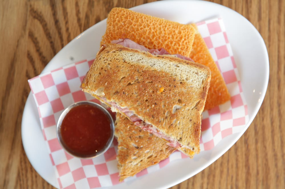 Cassell's Hamburgers GRILLED HAM & CHEESE