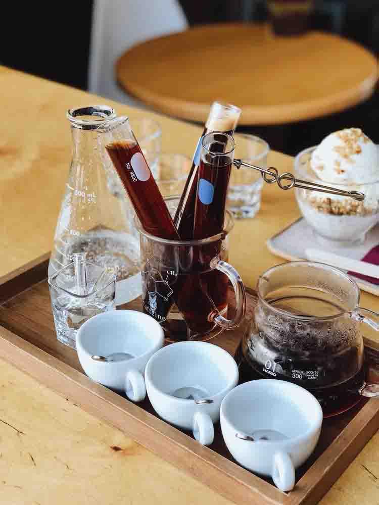 LaB Coffee & Roasters Mad for Caffeine