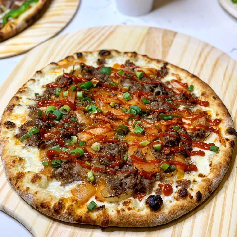 Mattoni Pizza Kitchen Ktown Pizza