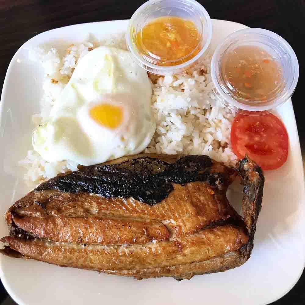 Neri's Bangus Breakfast