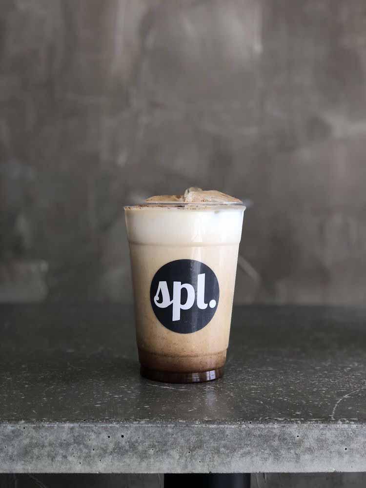 SPL Coffee 펌킨라떼