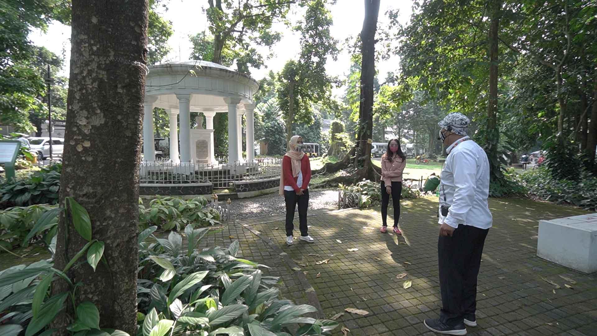 Tour de Kebun Raya