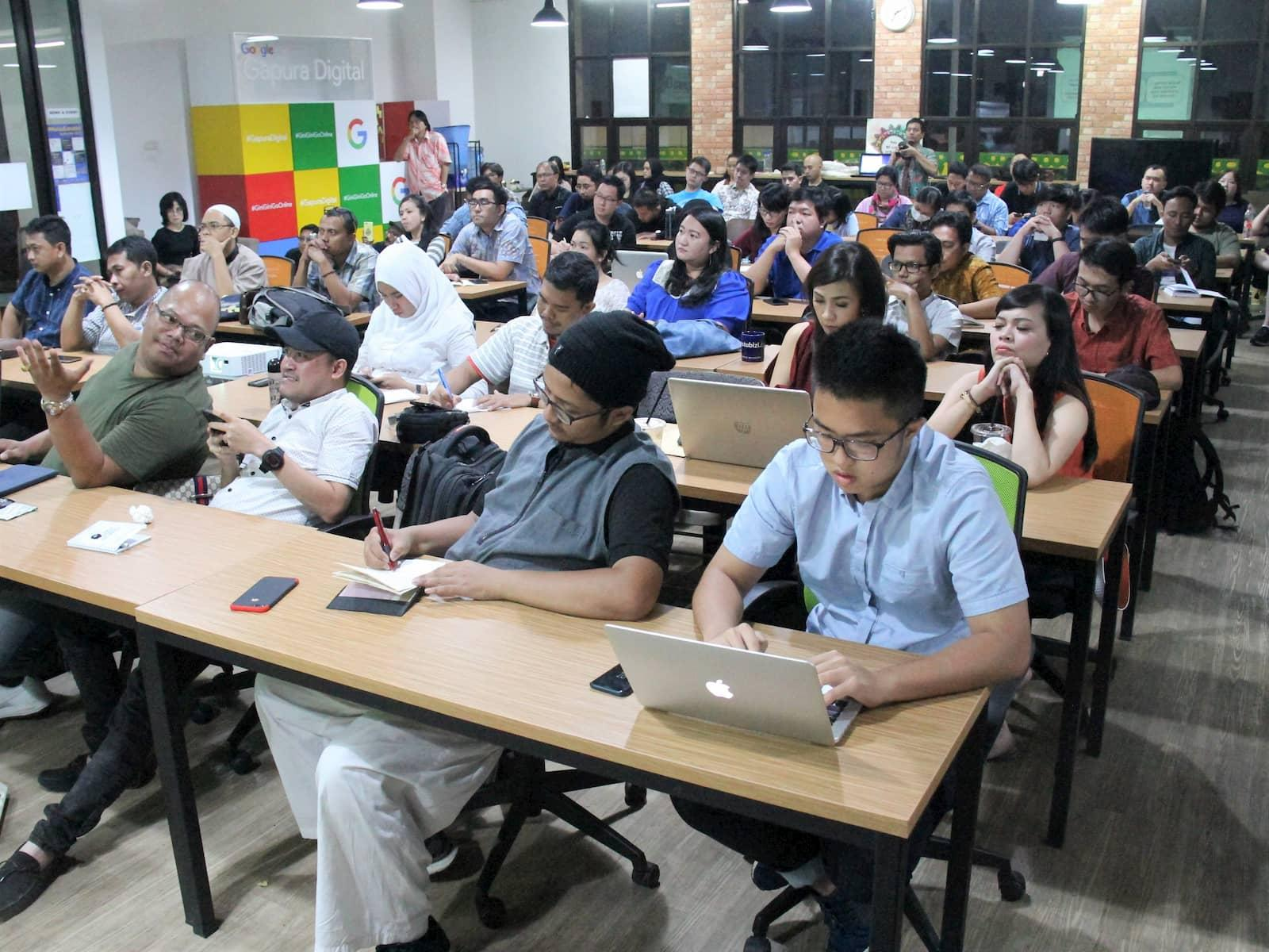 Kelas Estubizi Membangun Brand Bisnis