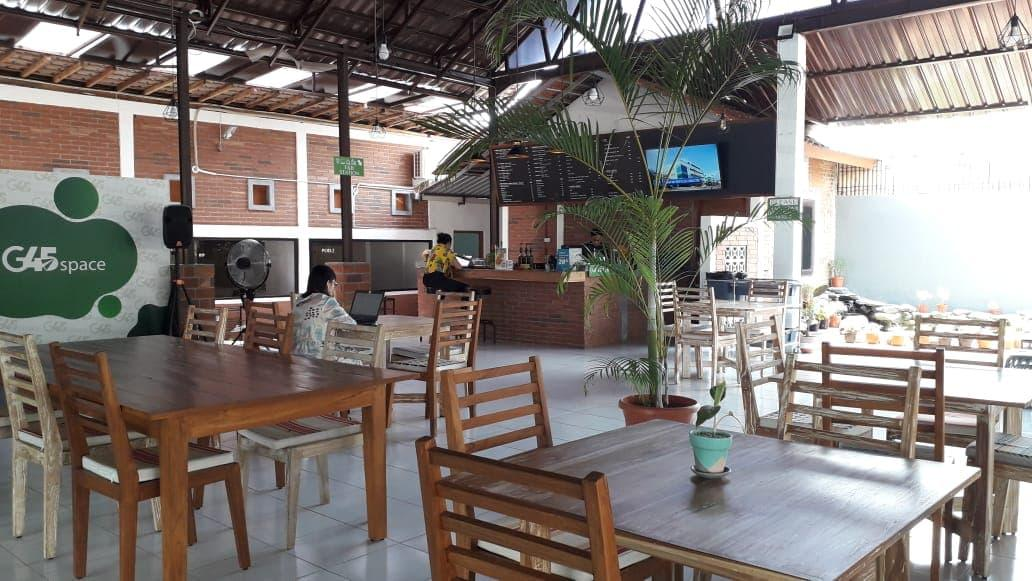 G45 Coworking Space & Cafe