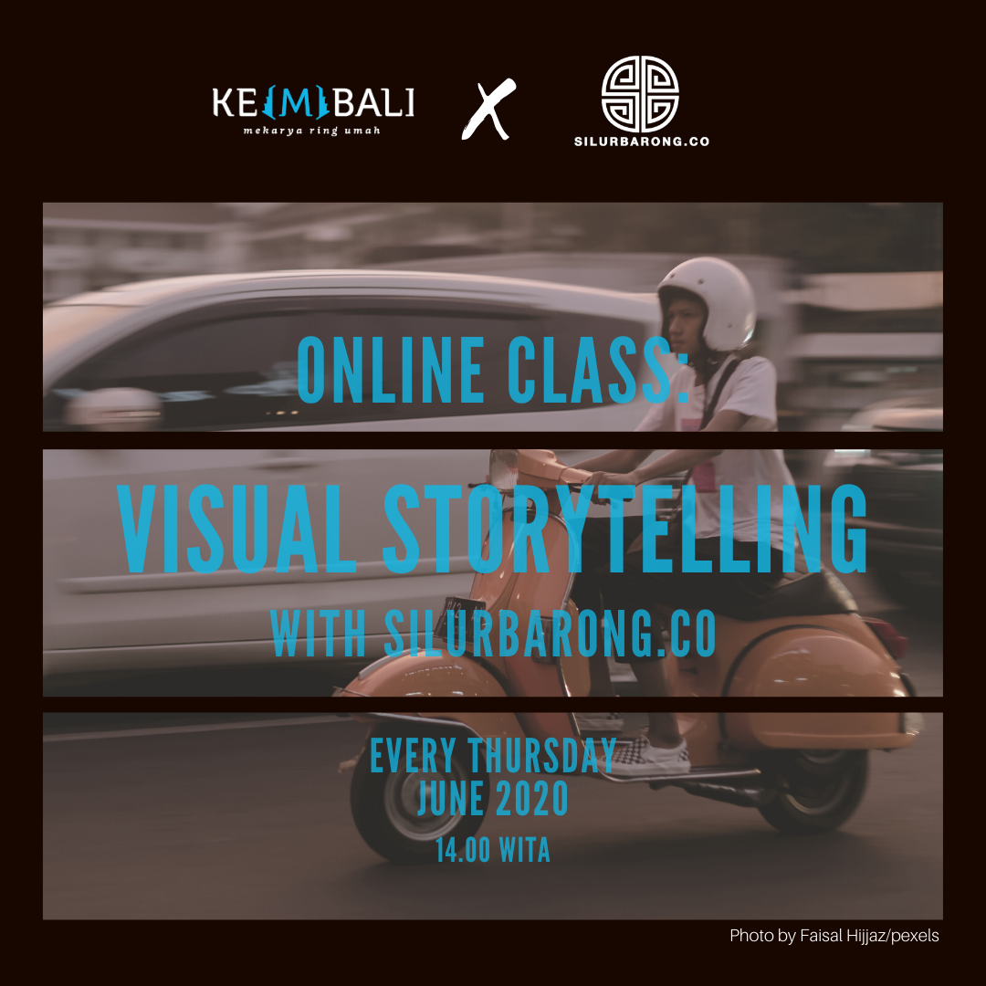 VISUAL STORY TELLING WITH SILURBARONG.CO