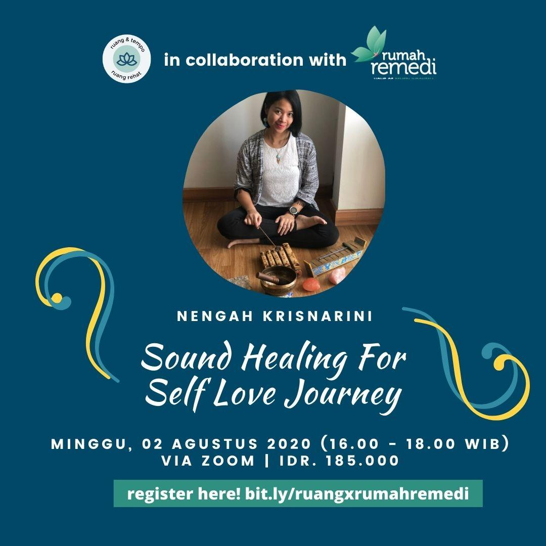 Sound Healing for Self Love Journey