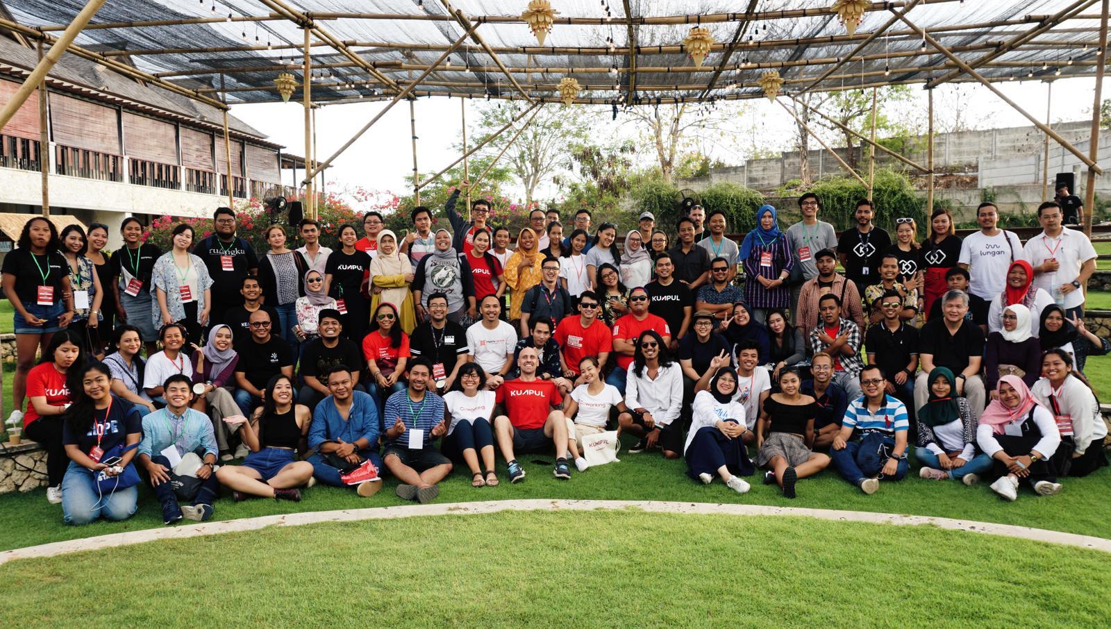 TEMU Coworking Indonesia 2019