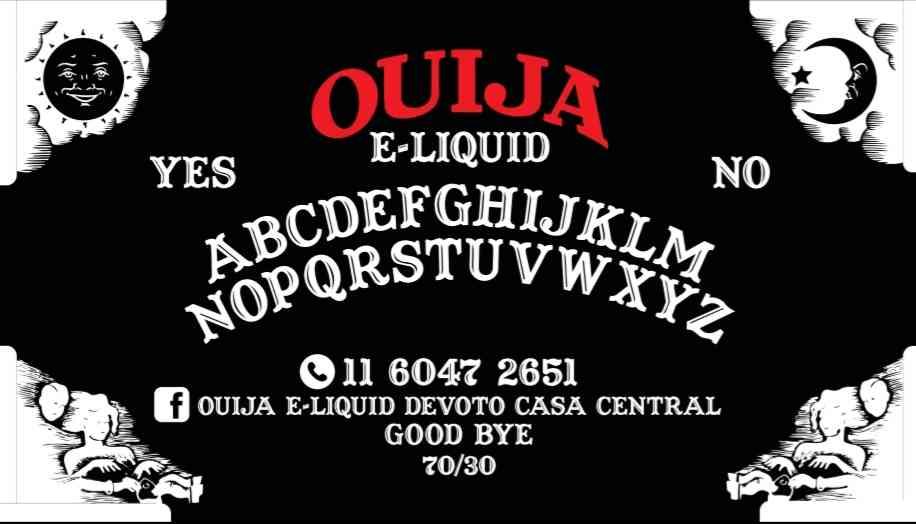 Ouija e-liquid