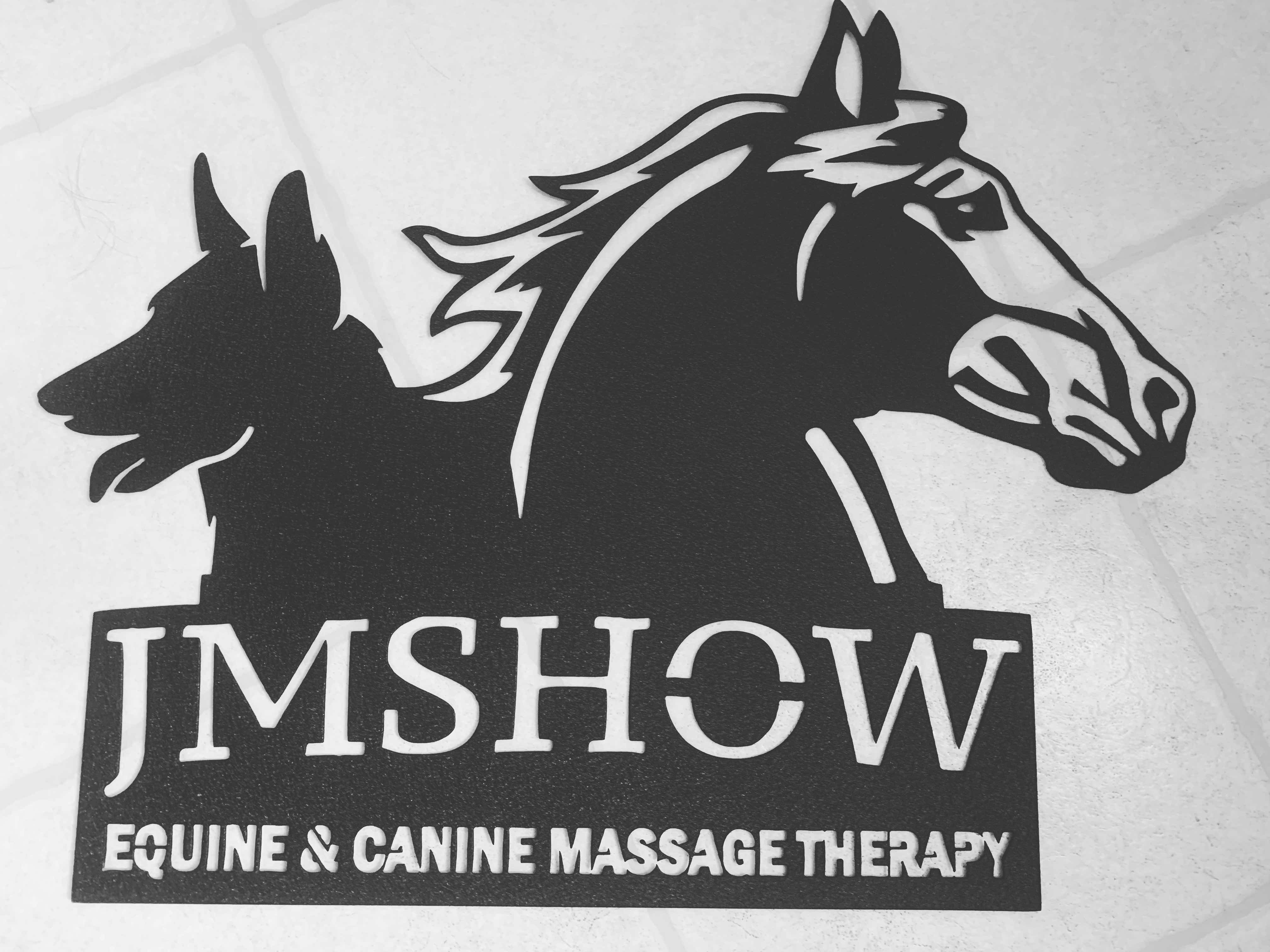 JMSHOW EQUINE MASSAGE THERAPY