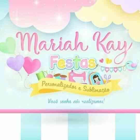 Mariah Kay Sublimacão