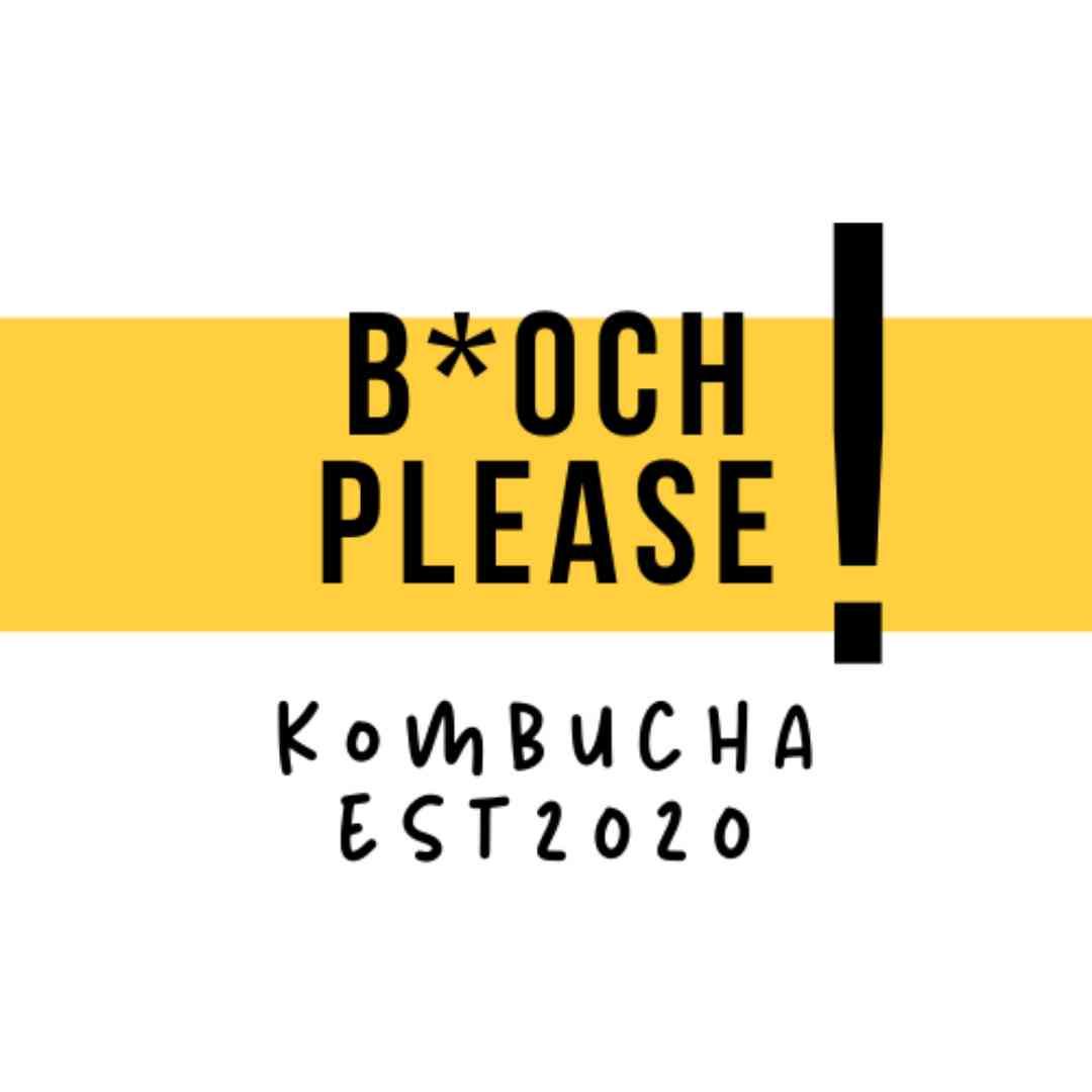 BoochPleaseMY Kombucha