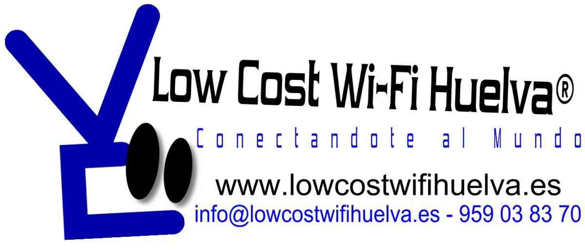 Low Cost WiFI Huelva