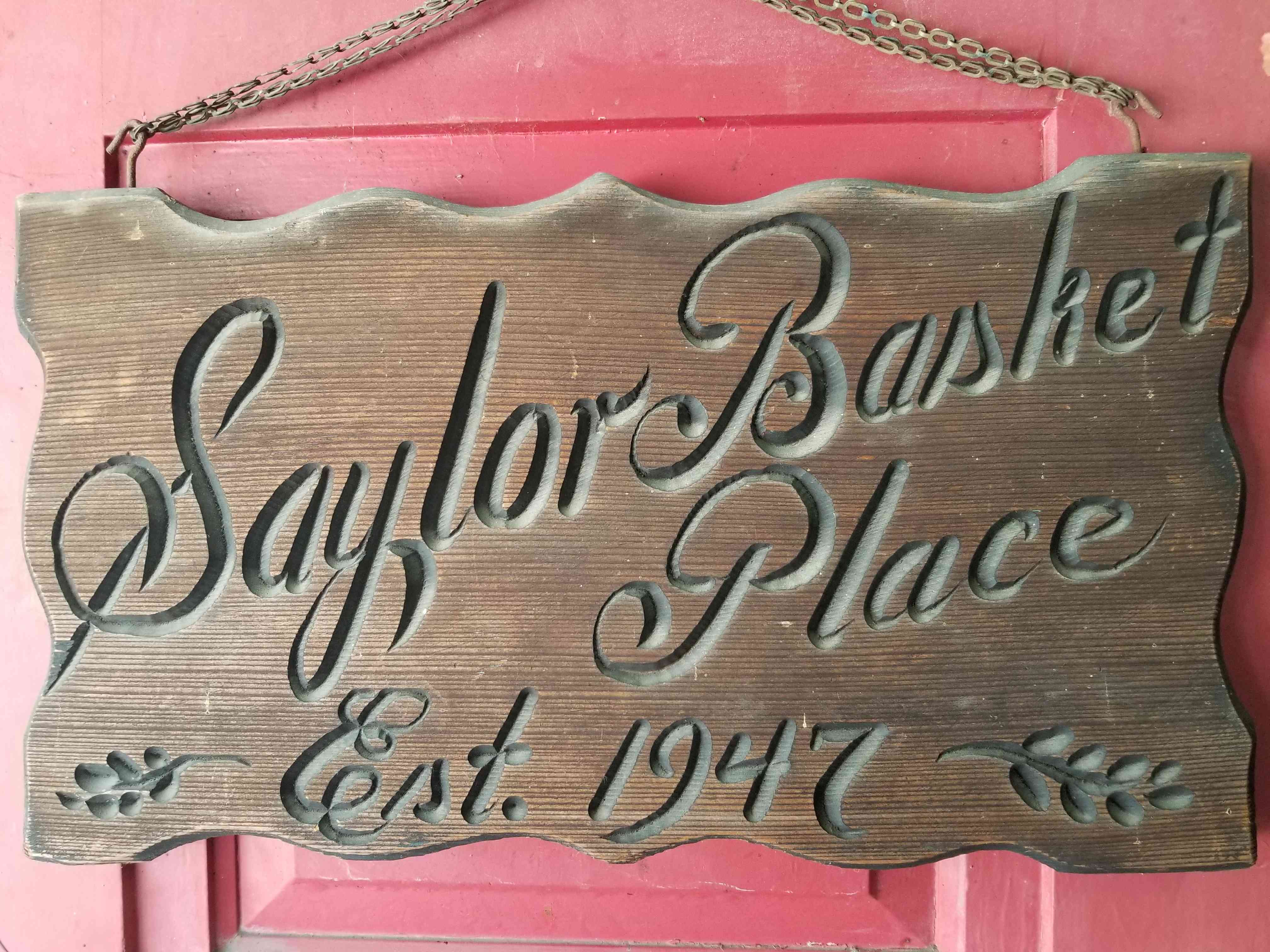 Saylor Basket Place