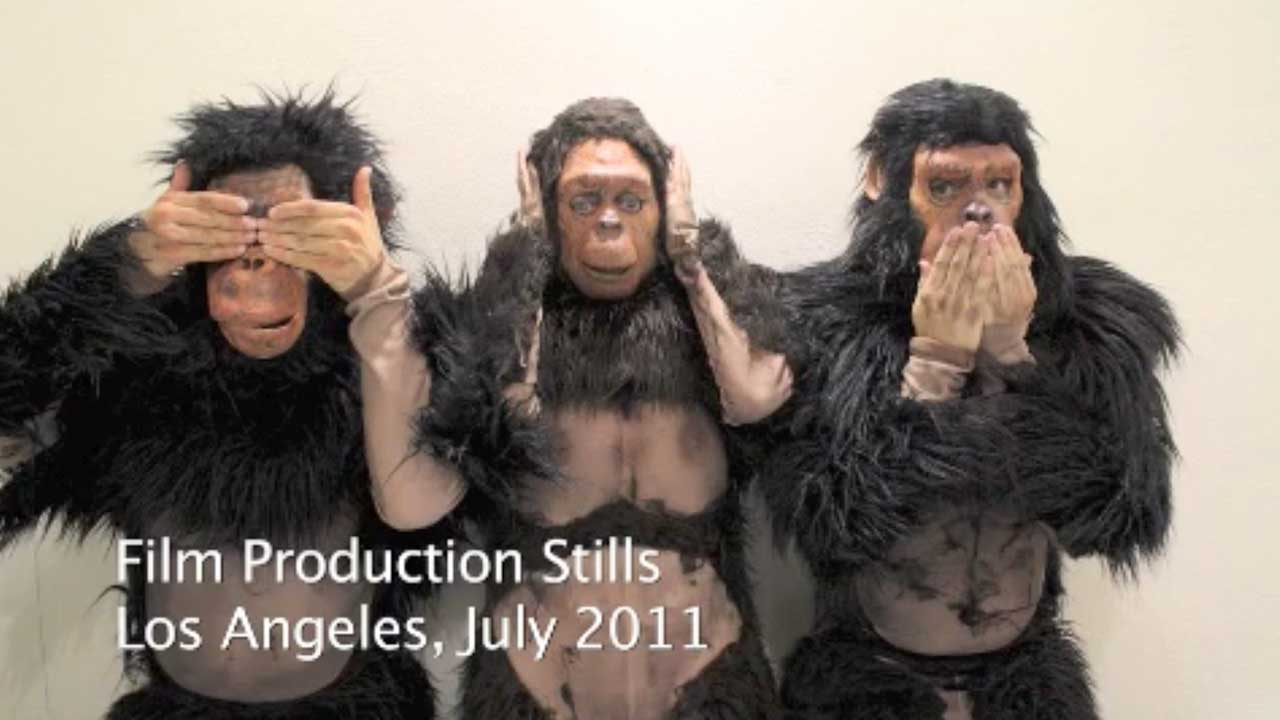 The Making of Primate Cinema: Apes as Family