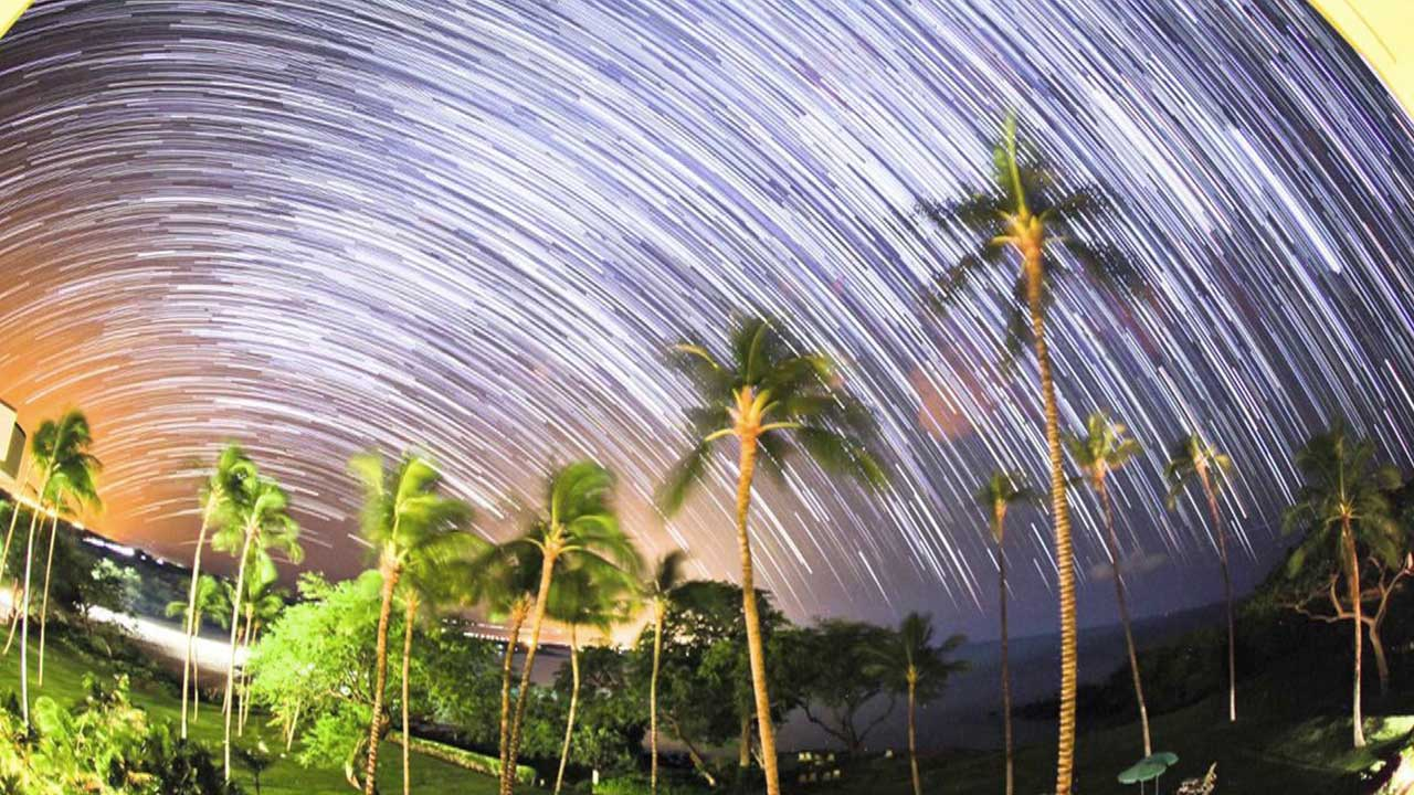 In Their Light: Star Trails from Five Continents