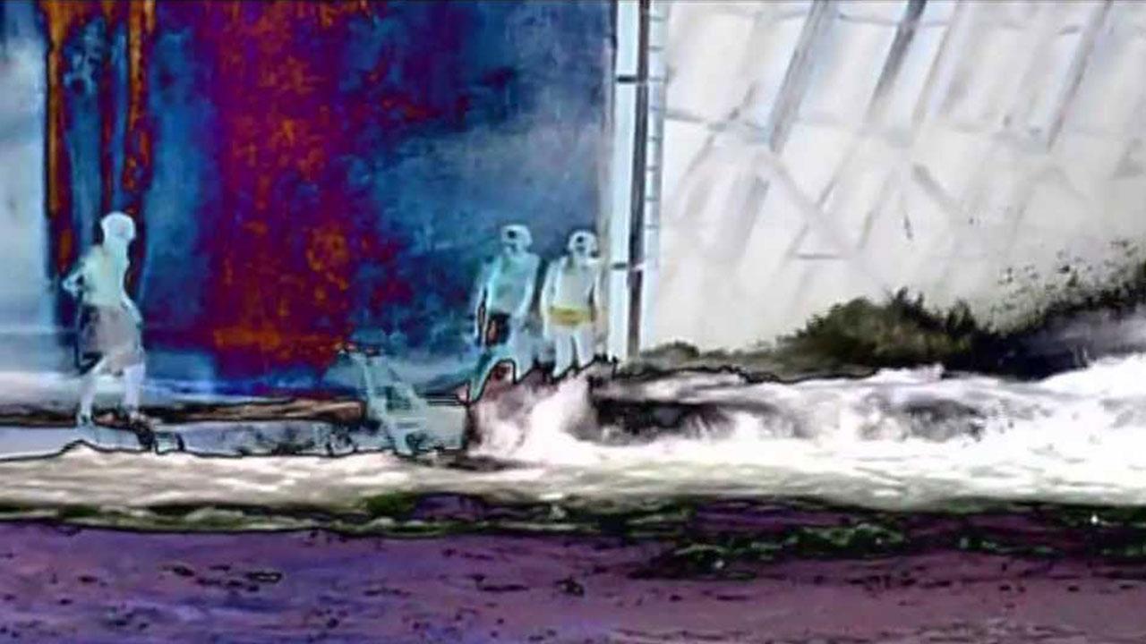 Les naufragés de la Méditerranée