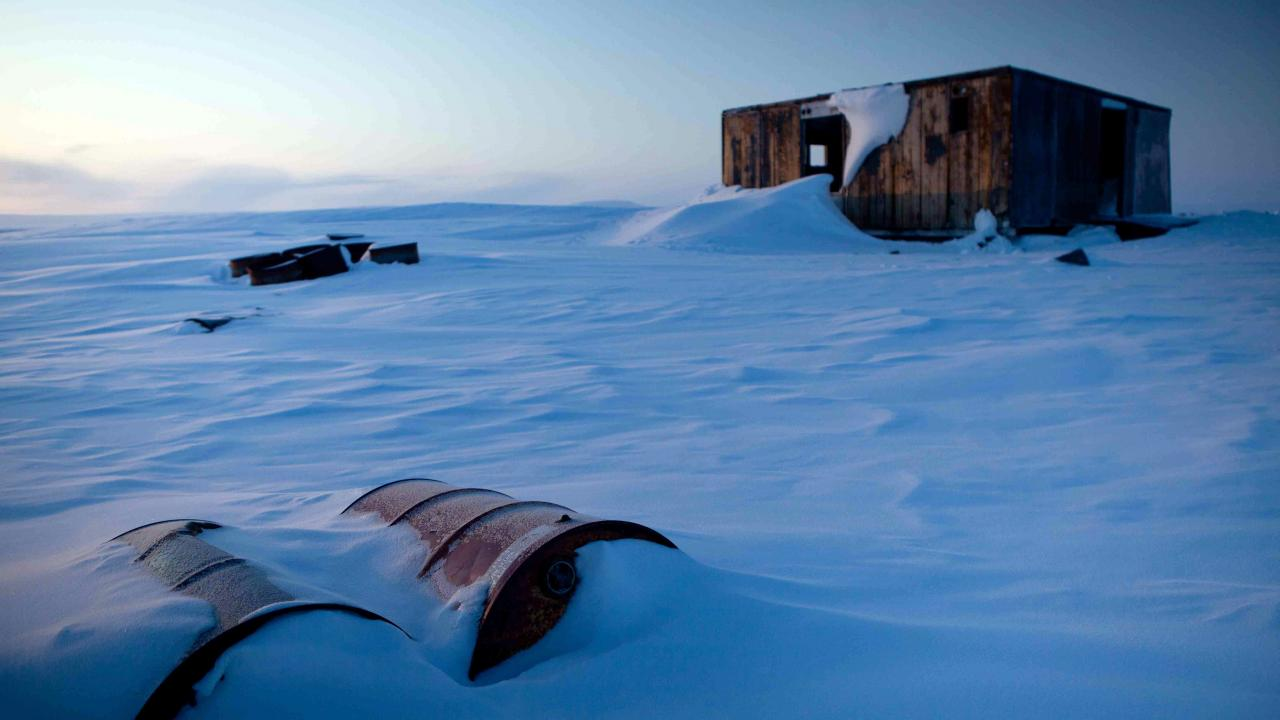 Qapirangajuq: Inuit Knowledge and Climate Change