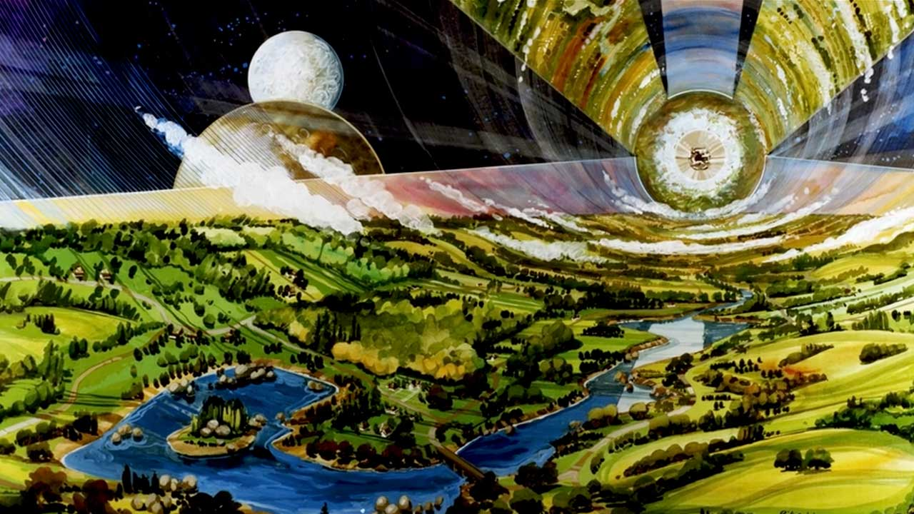 Artist Depiction by Rick Guidice