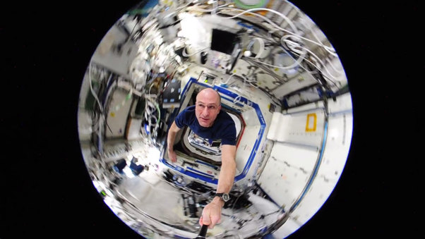 The ISS Image Frontier - Making the Invisible Visible