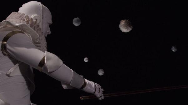 Triste Déserts - A Robots Tale