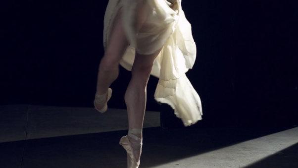 Ballet Meets Robotics
