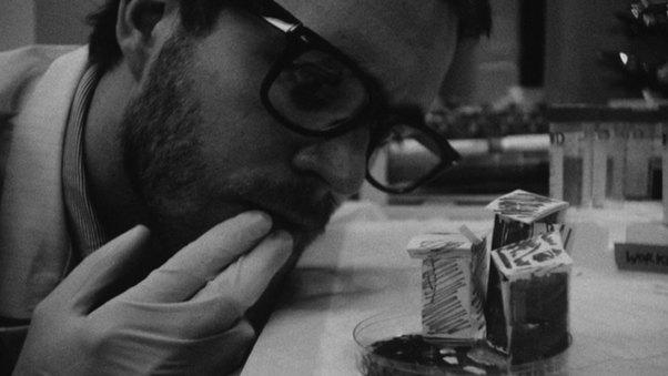 Dr. Funque and His Petri Dish