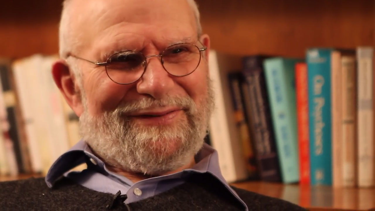 A Brief History of Hallucinations and the Supernatural with Oliver Sacks