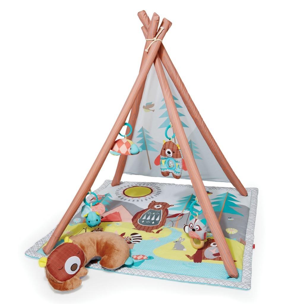 Aktivitetstæppe - Camping Cubs