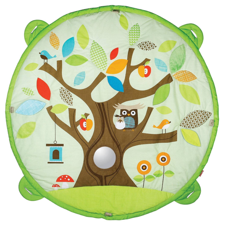 Aktivitetstæppe til baby - Tree Top Friends
