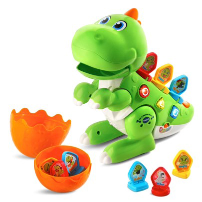Baby Lær & Dans Dino (Dansk)