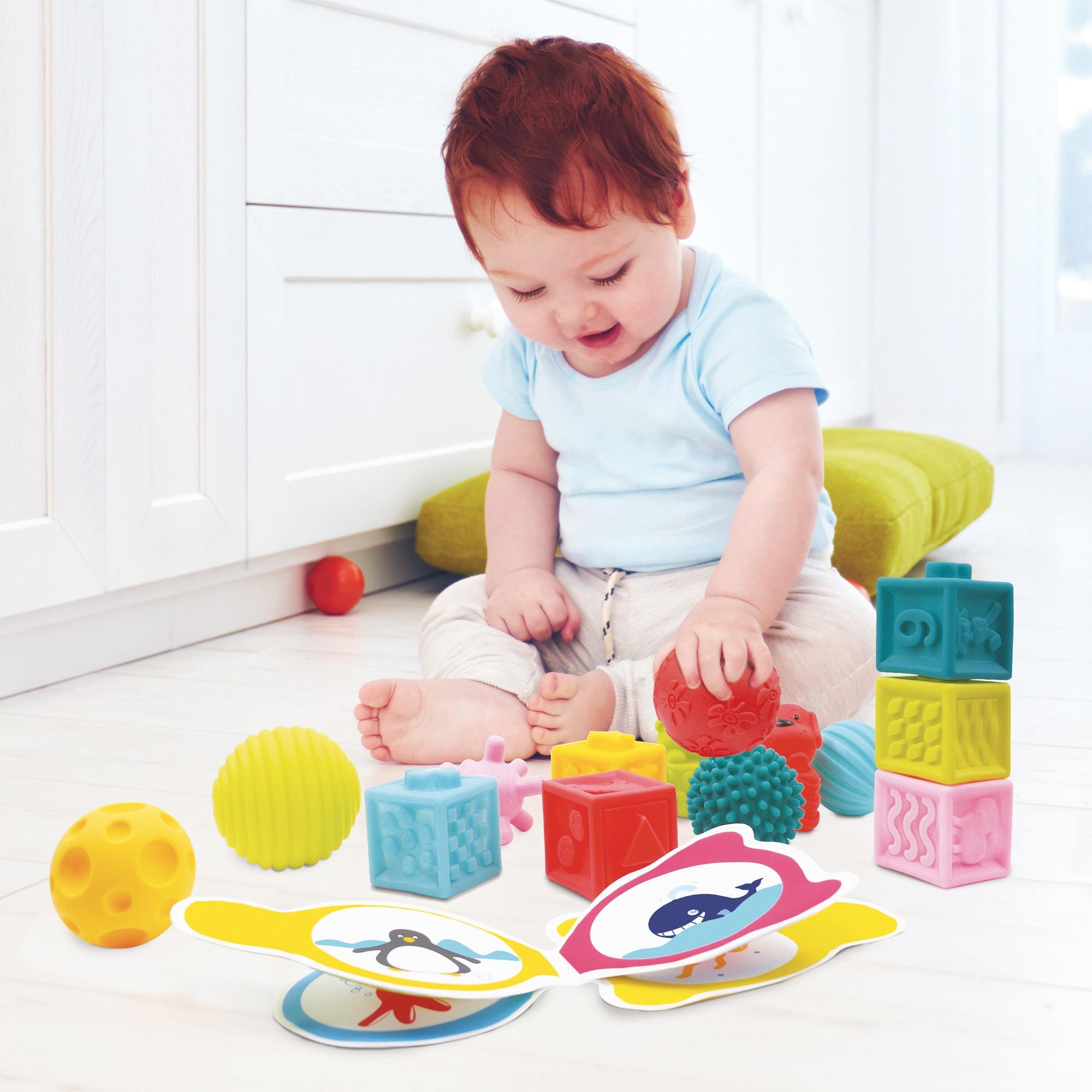 Baby Sensory awakening set