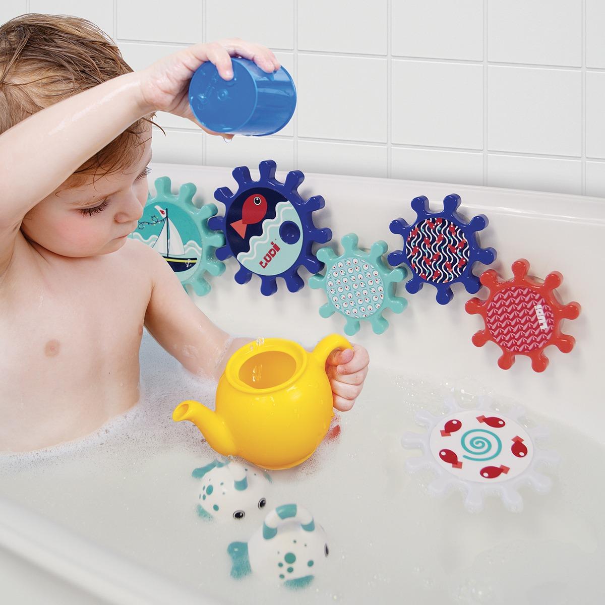 Bath gears