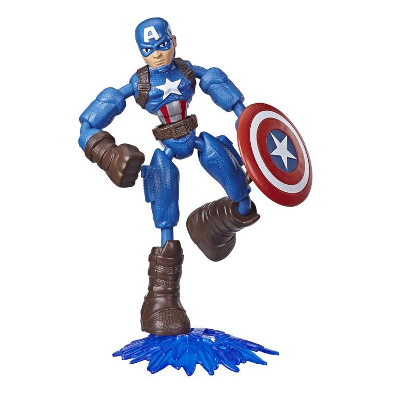 Bend and Flex - Captain America - 15 cm
