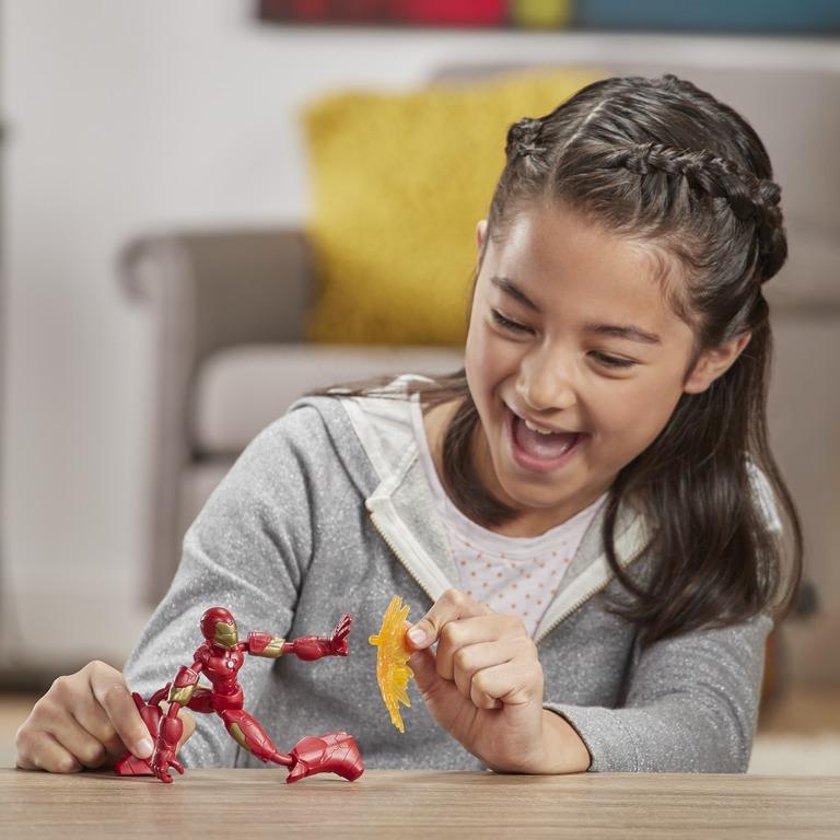 Bend and Flex - Iron Man