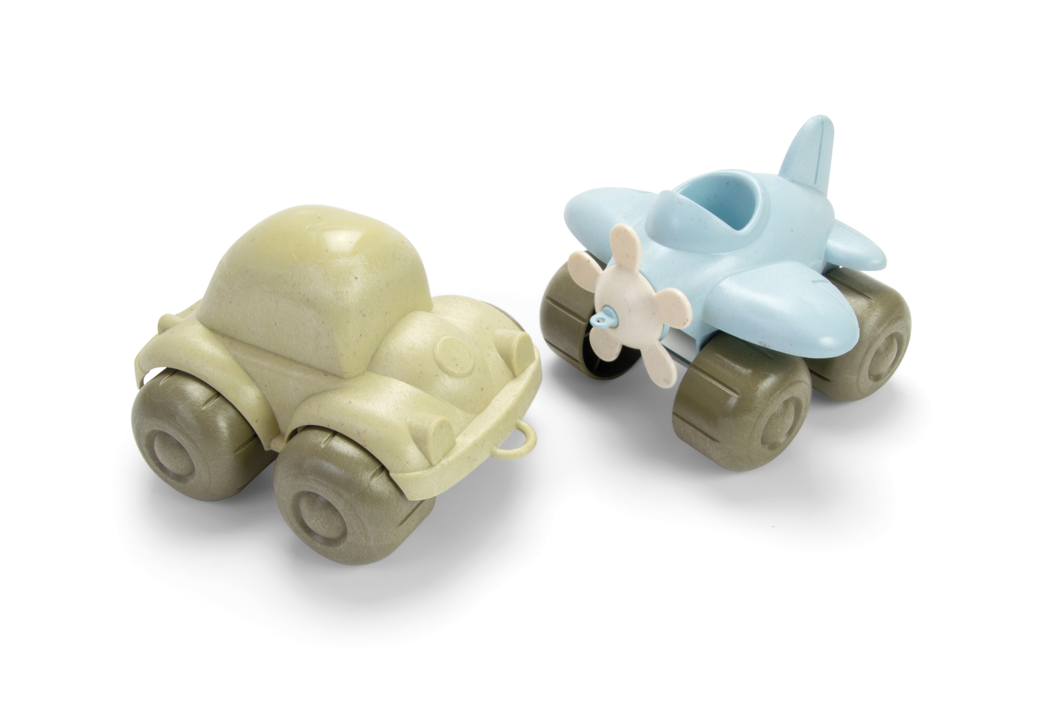 BIOPlast - Vehicles - Car & Plane
