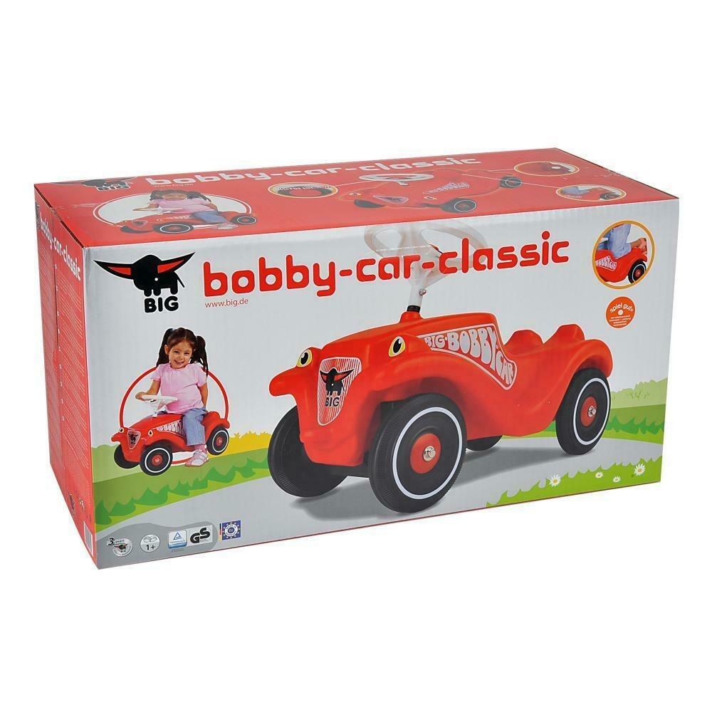 Bobby Car Classic - Rød