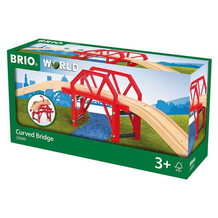 Bro med sving