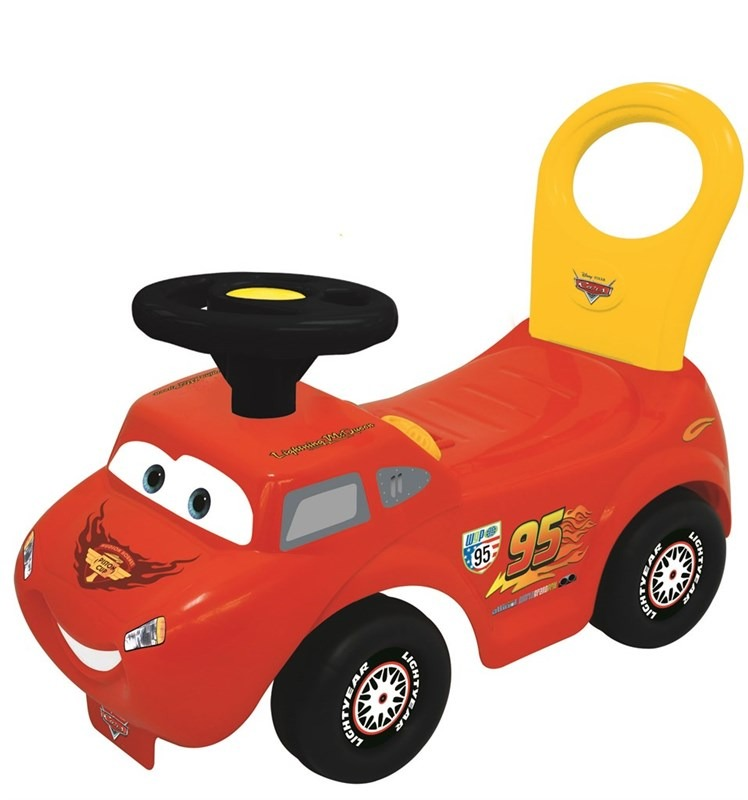 Cars McQueen Gåbil
