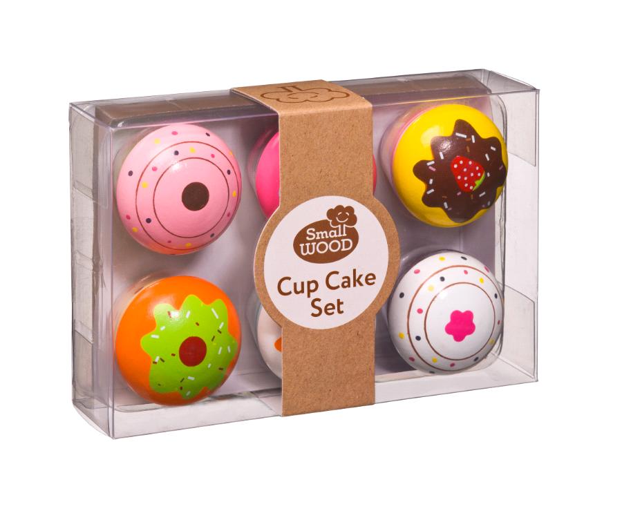 Cupcakes (6 stk)
