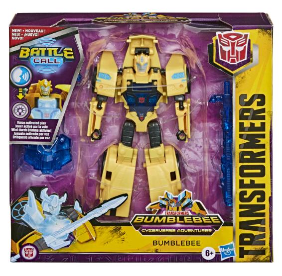 Cyberverse Adventures Trooper Class - Bumblebee