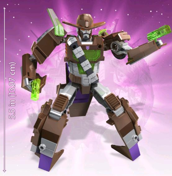 Cyberverse Adventures Trooper Class - Wildwheel