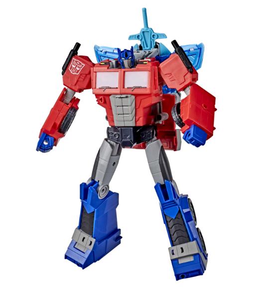 Cyberverse Battle Call Officer Class - Optimus Prime