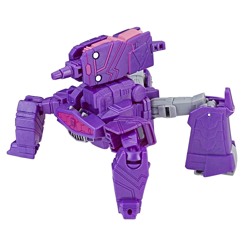 Cyberverse Warrior Figur - Wave Cannon