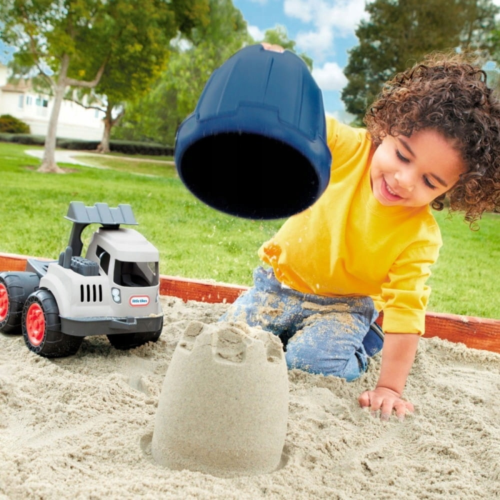 Dirt Digger 2-i-1 - Cement Mixer