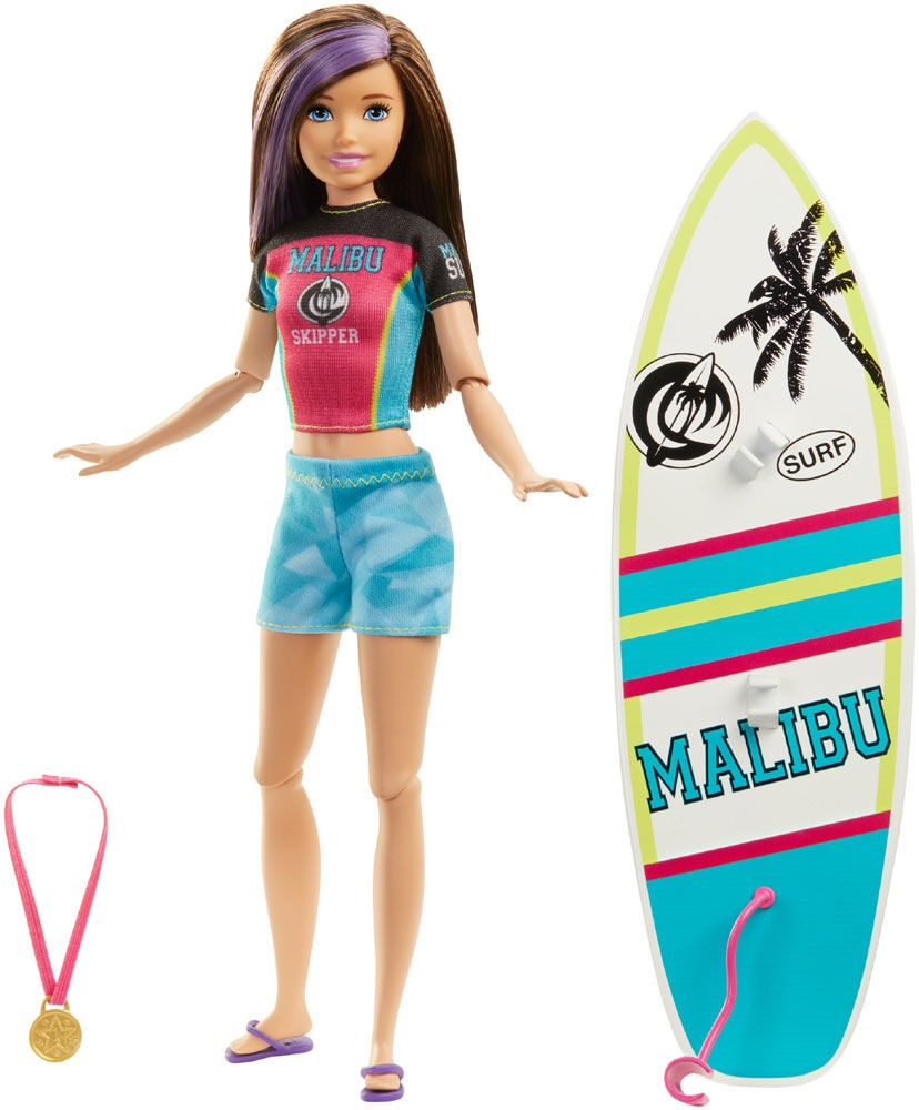 Dreamhouse Adventures - Sports Søstre - Skipper Surfing