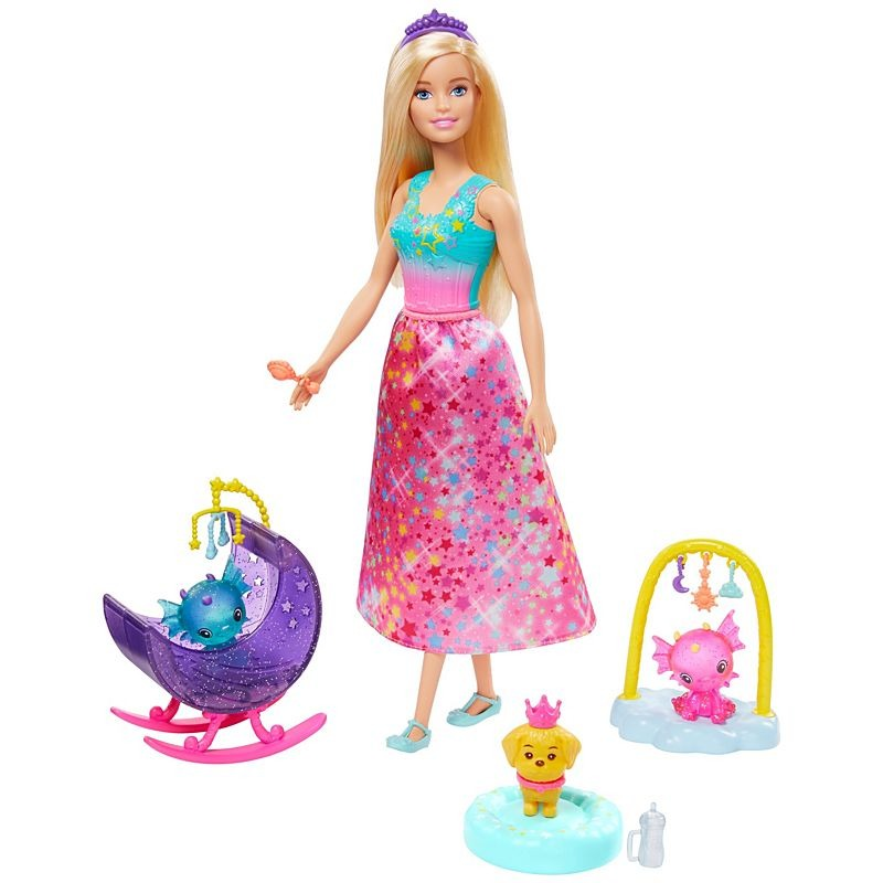Dreamtopia Nurturing Story - Prinsesse med Honey & Baby Drager